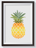 mavisBlue Pineapple Prints (8x10)