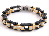 Mad Man Bike Chain Bracelets