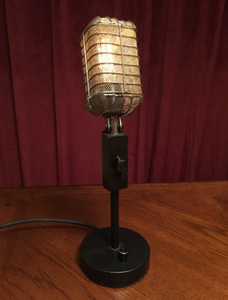 Illuminated Microphone