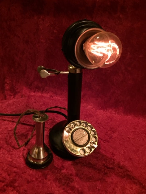 Illuminated Telephone