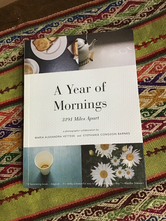 A Year of Mornings (Book)