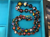 Venetian Glass Bead Necklaces