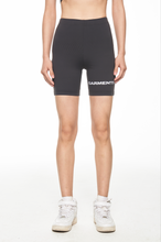 Load image into Gallery viewer, GREY BIKER SHORTS