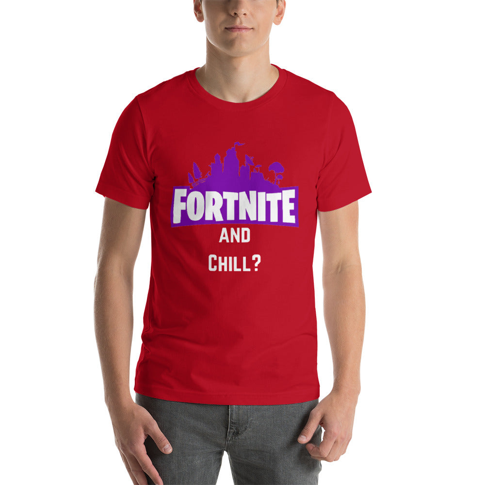 Fortnite and Chill Shirt