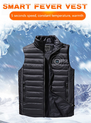 (Last day promotion-50% OFF NOW) Unisex Warming Heated Vest