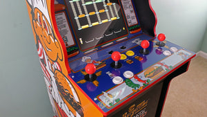 "Arcade1Up's ""BurgerTime"" Is a Beautiful Collector's Item for Arcade Fans"