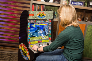 Arcade1Up is next-level retro gaming with cabinets for Street Fighter and other classics
