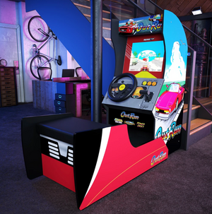 Arcade1Up wants you to relive all your Gen X OutRun arcade dreams