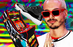 SNX DLX: Featuring J Balvin's Jordan 1s, John Mayer's First Casio, And Absolute Madness From Supreme