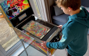 'Arcade1Up Williams Pinball' Feels Like The Real Thing