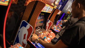 NBA Jam Arcade1up Cabinet Now Available for Preorder