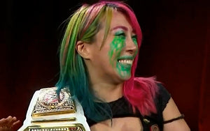 Asuka Treats Herself With Big Purchase After WWE Raw Women's Title Win