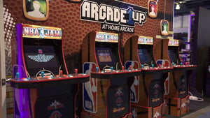 NBA Jam esports? Arcade1Up hopes to make it happen