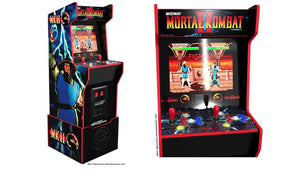 Arcade1Up's 'Mortal Kombat' Legacy Arcade Machine Will Perform a Fatality on Your Wallet