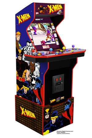 Arcade1Up Announces New 'X-Men' Arcade Cabinet and 'Pong' Pub Table