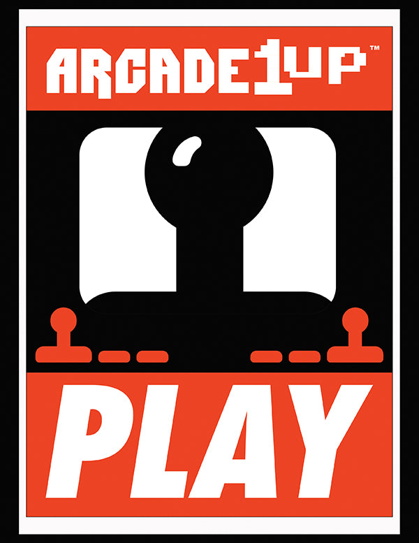 Work hard, play even harder! Check out the link below to download your free poster today. #Arcade1Up #Play https://t.co/TeYkiRBk0s https://t.co/j1Dw0LYBzZ