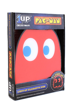 PAC-MAN™ Silhouette Lights