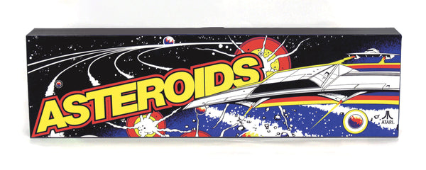 Asteroids Light Up Marquee
