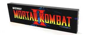Mortal Kombat Light Up Marquee