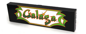 Galaga Light Up Marquee
