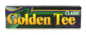 Golden Tee Light Up Marquee