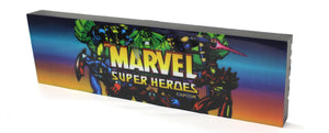 Marvel Light Up Marquee