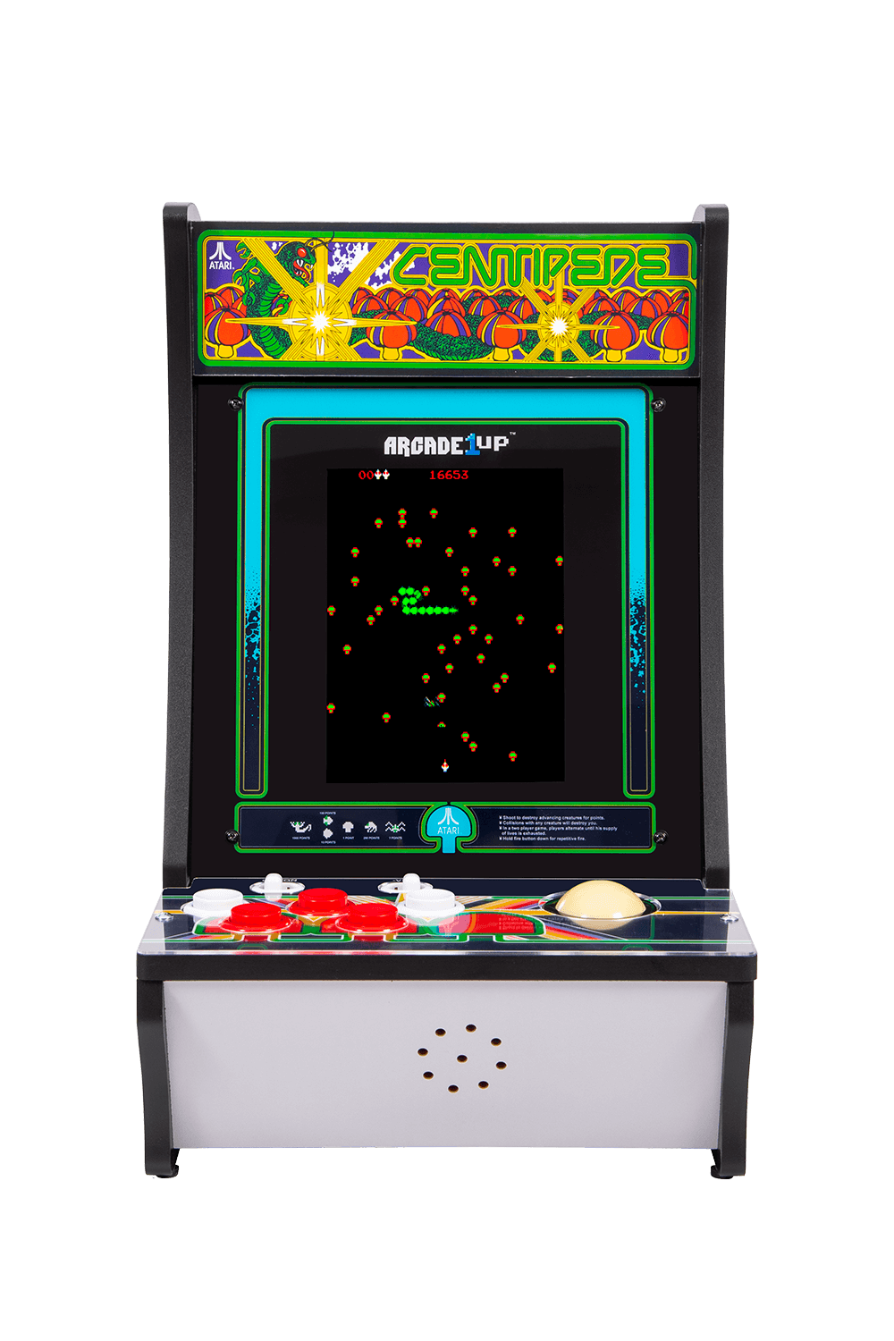 Centipede Counter Cade Arcade1up