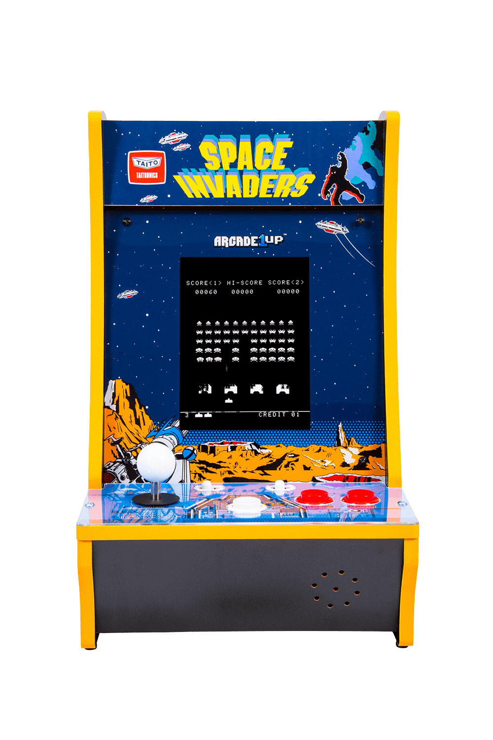 Space Invaders Countercade