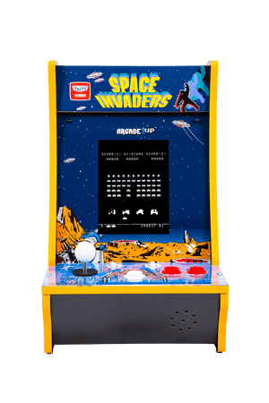 Space Invaders Counter-cade