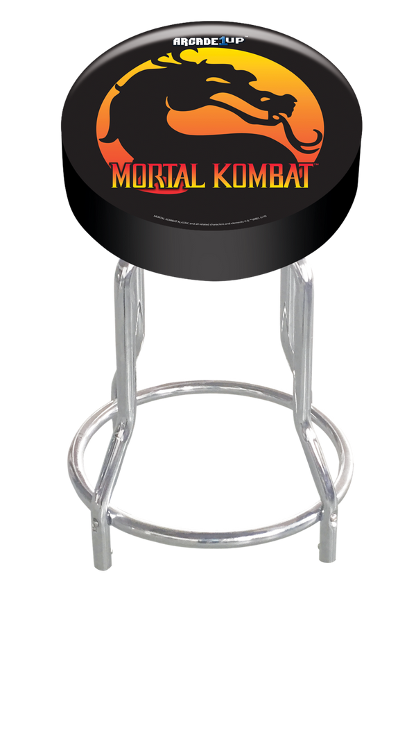 Mortal Kombat Adjustable Stool