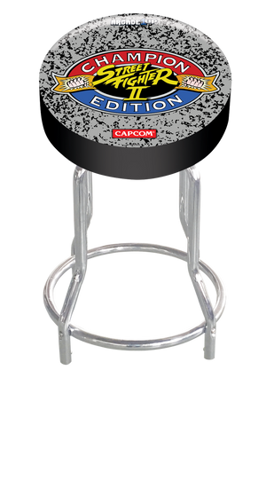 Street Fighter Adjustable Stool