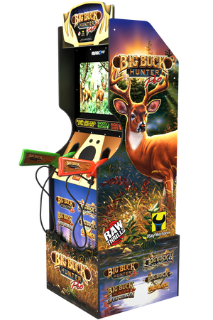 Big Buck Hunter Arcade Cabinet