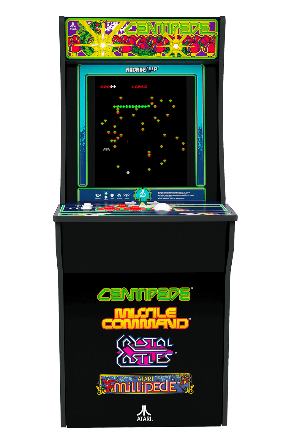 Arcade1up Officially Licensed Arcade Cabinets