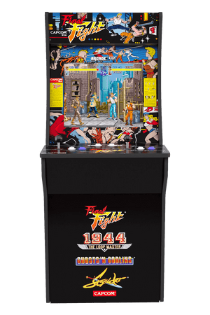 Final Fight Arcade Cabinet