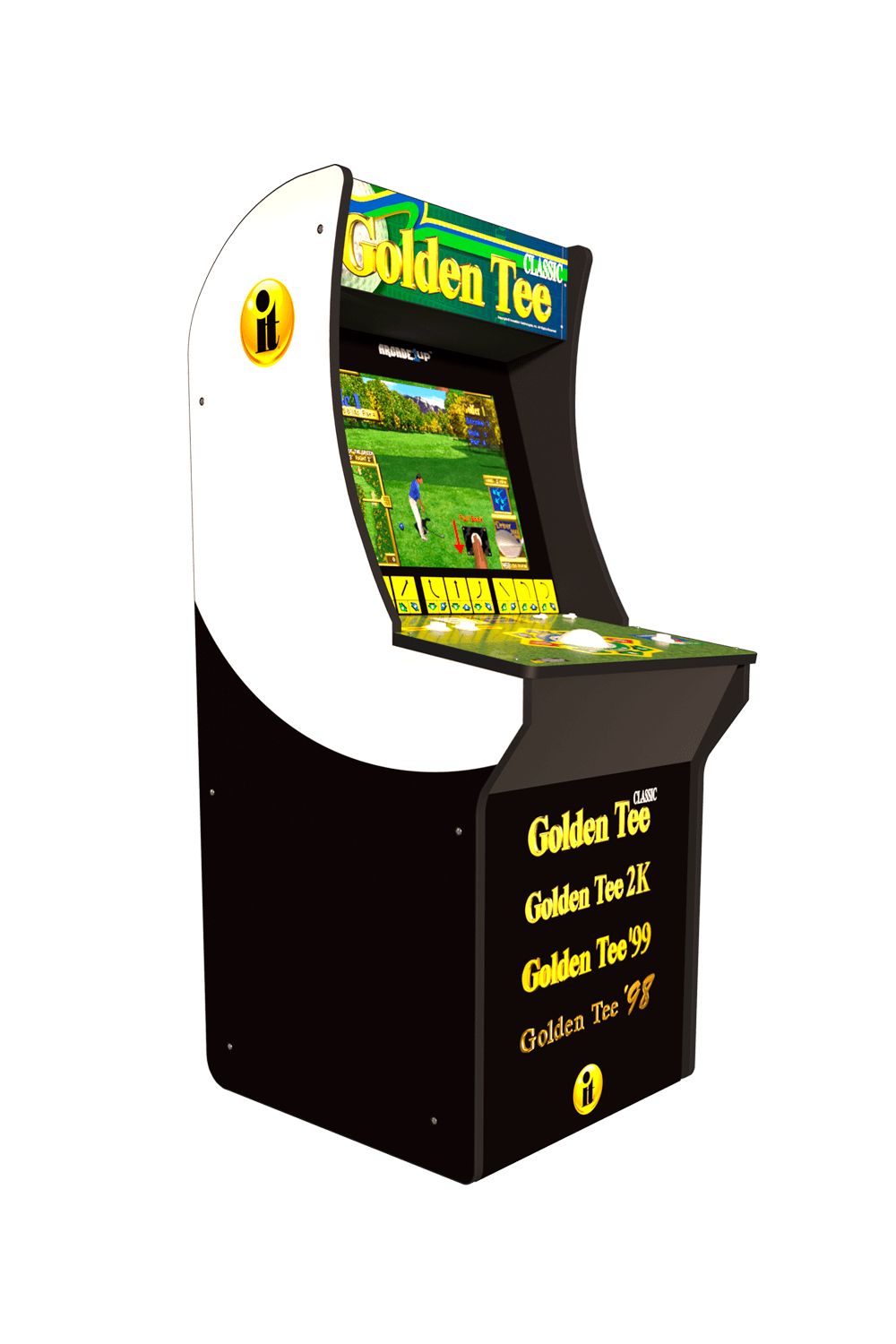 Arcade1Up | Officially Licensed Arcade Cabinets