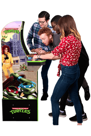 Teenage Mutant Ninja Turtles™ Arcade Cabinet