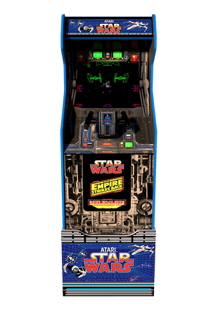 The <i>Star Wars</i>™ Home Arcade Game