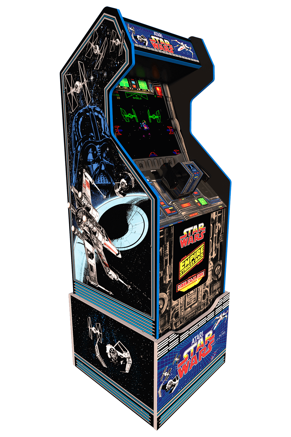 Space Invaders Arcade Cabinet - Arcade1Up