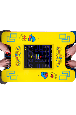 PAC-MAN™ Head-to-Head Arcade Table