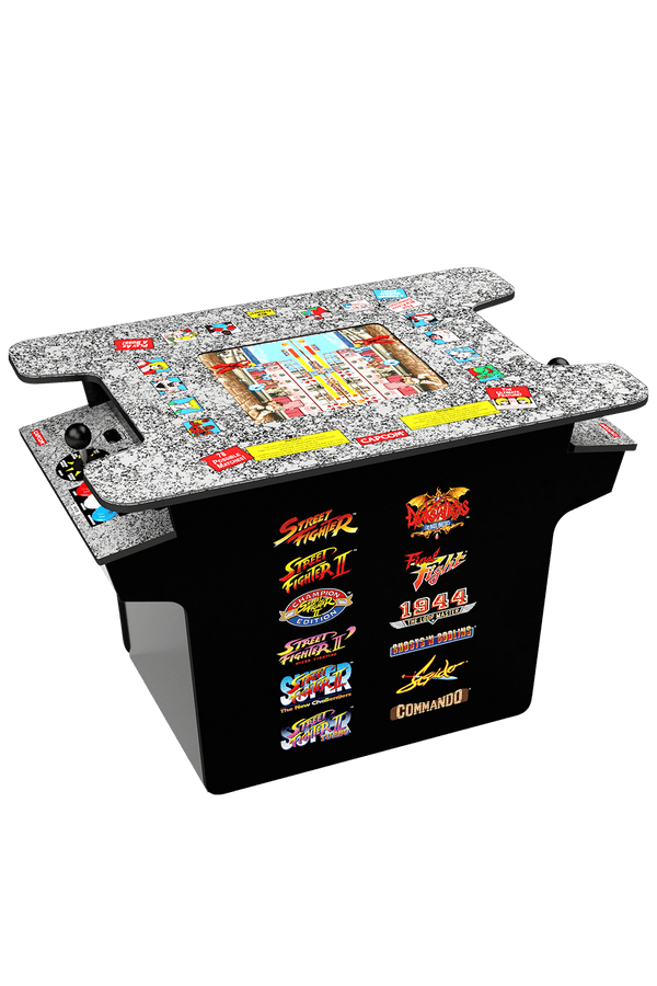 Street Fighter Head To Head Arcade Table Arcade1up