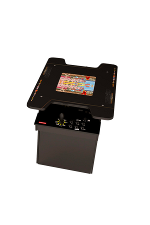 "Black Series Arcade1Up Street Fighter II™ Head-to- Head Gaming Table <span style="" font-size:0.7em; line-height:0.8em;"">(Exclusive Pre-Order)</span>"