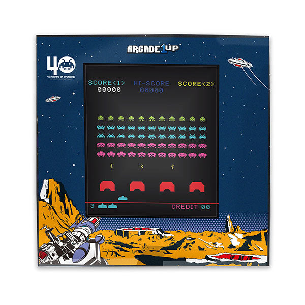 Space Invaders LCD