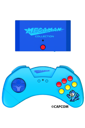 Mega Man™ HDMI Game Console with Wireless Controller
