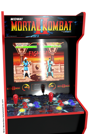 Midway Legacy Edition Arcade Cabinet