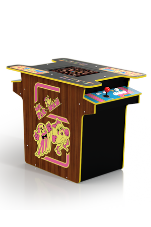 MS. PAC-MAN™ Head-to-Head Arcade Table