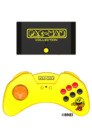 Pac-Man™ HDMI Game Console with Wireless Controller