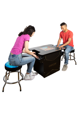 Black Series Arcade1Up Street Fighter II™ Head to Head Gaming Table