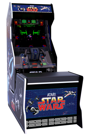 <i>Star Wars</i>™ Limited Edition Seated Arcade Game