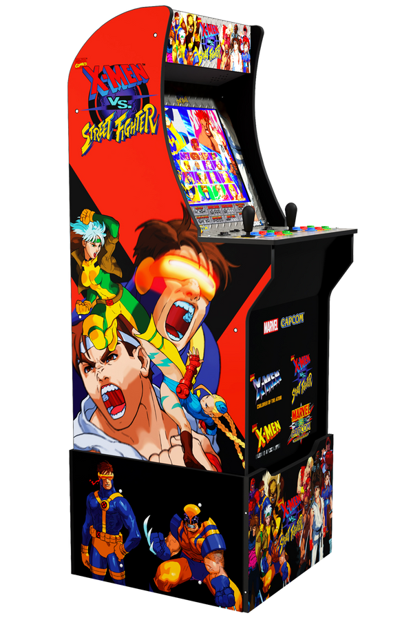 X-Men vs. Street Fighter Arcade Cabinet