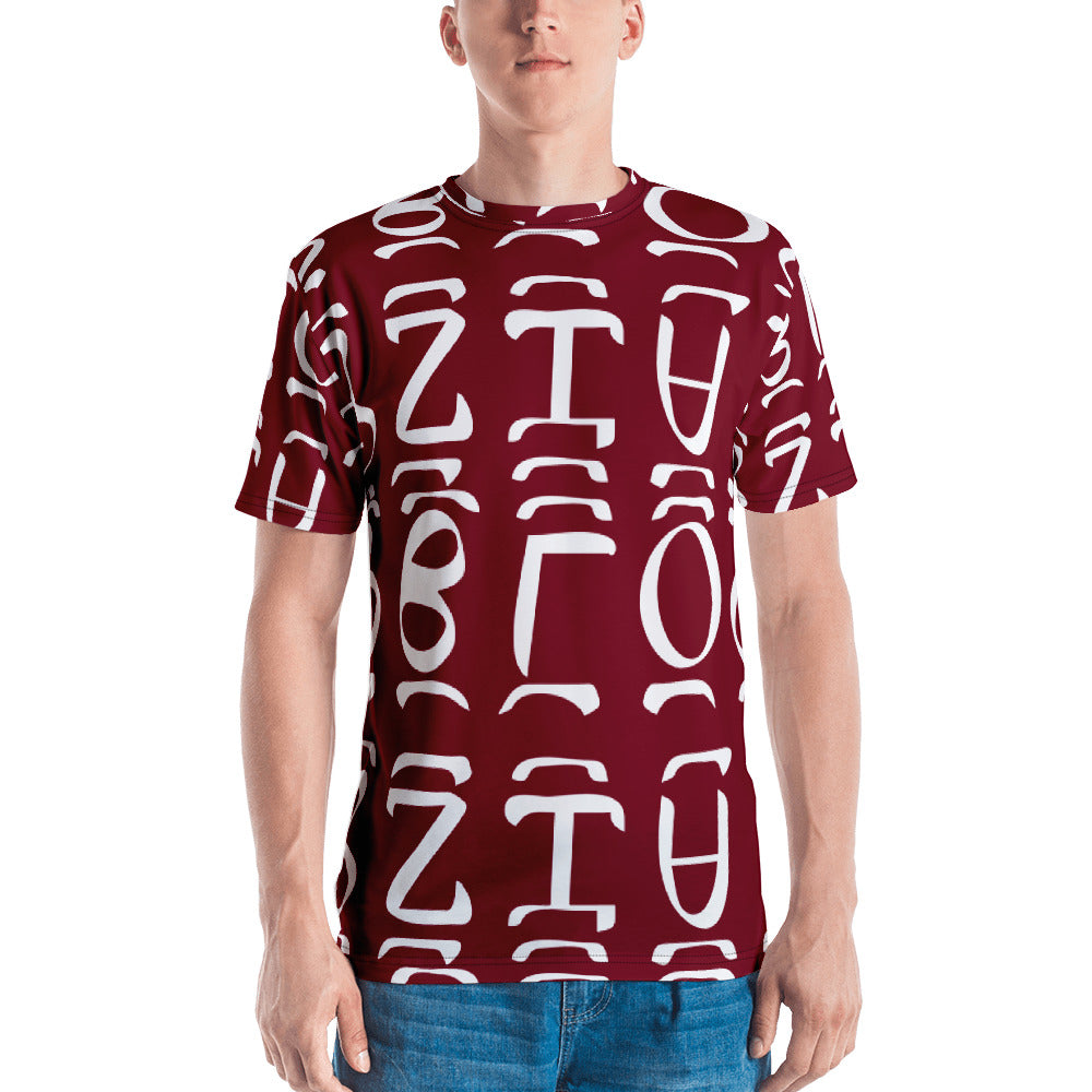 Ethio Numbers - Kutir Men's T-shirt